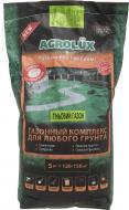 Насіння Agrolux газонна трава Тіньовий 5 кг