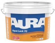 Лак интерьерный Aqua Lack 70 Aura® глянец 2,5 л