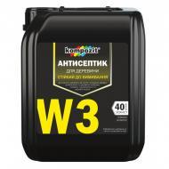 Антисептик Kompozit W3 не создает пленку 1 л