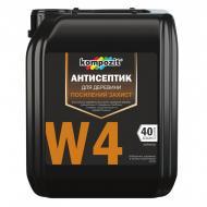 Антисептик Kompozit W4 не создает пленку 1 л