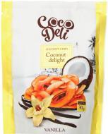 Чипси Coco Deli кокосові з ваніллю 30 г