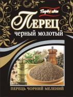 Перець чорний мелений 10 г Первоцвіт (4820131810653)
