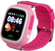 Смарт-часы GoGPSme К04 pink (K04PK)
