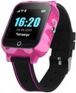 Смарт-годинник GoGPSme T01 pink (T01RD)