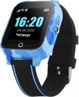 Смарт-часы GoGPSme T01 blue (T01BL)