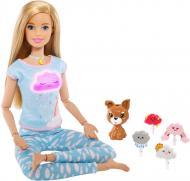 Кукла Barbie Медитация