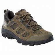 Кросівки Jack Wolfskin VOJO 3 TEXAPORE LOW M 4042441-4287 р. UK 9,5 сірий