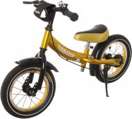 Біговел TORINO TSFL-004 чорно-жовтий