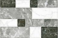 Плитка InterCerama GRANI сіра світла 74 071 23х35