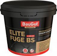 Фуга BauGut Elite BS 52 5 кг темно-серый