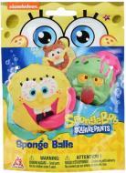 Игровая фигурка-сквиш Sponge Bob Balls EU690100