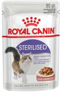 Корм Royal Canin Sterilised у соусі 85 г