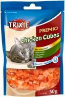 Лакомство Trixie для кошек PREMIO Chicken Cubes куриные кубики 50 г