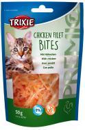 Лакомство Trixie Premio Chicken Filet Bites филе куриное сушеное 50 г