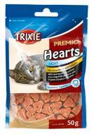Лакомство Trixie Premio Hearts утка и минтай 50 г