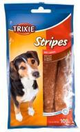 Ласощі Trixie TRIXIE Stripes з ягням 15 шт 100 г