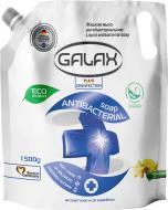 Антибактериальное жидкое мыло Galax с экстрактом алоэ и соком карамболы 1500 мл