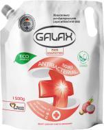Антибактеріальне рідке мило Galax з екстрактом фрукта дракона і олії макадамії 1500 мл