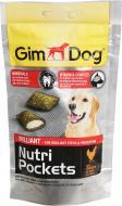 Вітаміни Gimpet  GimDog Nutri Pockets Agile для зубів 45 г