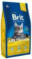 Корм Brit Premium Cat Adult Salmon 1,5 кг