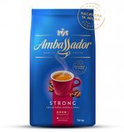 Кава в зернах Ambassador Strong 1000 г