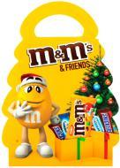 Новорічний набір Mars M&M's&Friends Новорічна ялинка