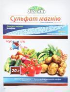 Добриво мінеральне Агросвіт Сульфат магнію 20 г