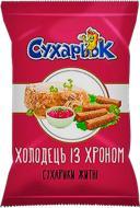 Сухарики Сухарьок зі смаком Холодцю з хріном житні 70 г (4820133750773)