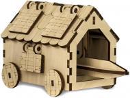 Зірка Знаряддя Таран Дерев'яний 3Д конструктор 100729