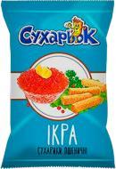 Сухарики Сухарьок зі смаком Червоної ікри житні 70 г (4820133750834)