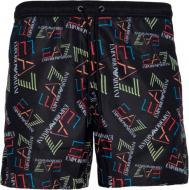 Шорти EA7 Mens woven boxer 902000-0P747-17520 р. 46 чорний