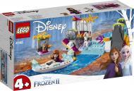 Конструктор LEGO Disney Frozen Експедиція Анни на човні 41165