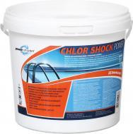 Гранули для дезінфекції води Power of Water Chlor Shock Power 1 кг