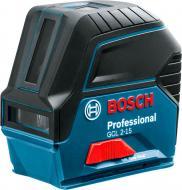Нівелір лазерний Bosch Professional GCL 2-15 + RM1 0601066E00