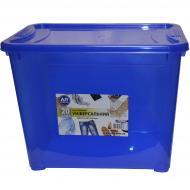 Контейнер для зберігання для зберігання іграшок Ал-Пластик «Easy Box» 20 л синій 295x380x265 мм