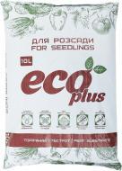 Субстрат торф'яний Eco Plus для розсади 10 л