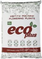 Торфосуміш Eco Plus для квітучих рослин 10 л