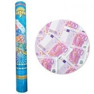 Пневмохлопавка Грошовий дощ євро 40 см Весела витівка