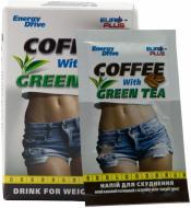 Розчинний напій EURO-PLUS Energy 10 шт./уп. зелений чай