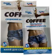Розчинний напій EURO-PLUS Energy Drive 10 шт./уп. кавовий