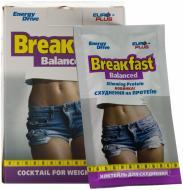 Коктейль для схуднення EURO-PLUS Energy Drive Breakfast 10 шт./уп.