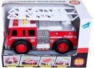 Машинка Big Motors пожежна 2018-1AB