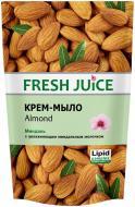 Крем-мыло Fresh Juice Миндаль 460 мл