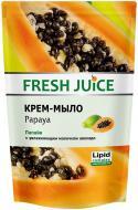Крем-мыло Fresh Juice Папайя 460 мл