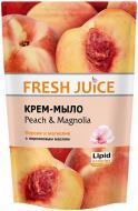 Крем-мыло Fresh Juice Персик и магнолия 460 мл