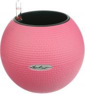 Вазон пластиковий Lechuza Puro Color 20 круглий 6,4л (13369) рожевий