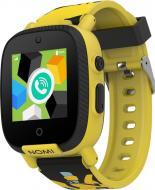 Детские смарт-часы Nomi Kids Transformers W2s Yellow (491807)