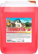 Теплоносій для систем опалення EcoTherm -30°С 10 кг
