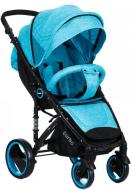 Коляска прогулянкова Babyhit Turbo Blue Синій 71236