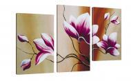 Картина модульна Квіти 193 акц. 100x53 см